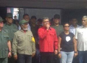 Elías Jaua en Cojedes